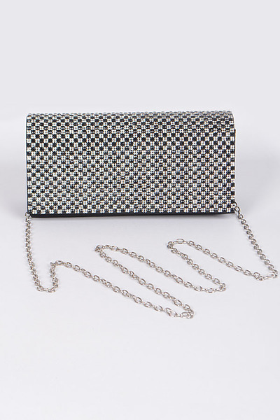 Diva Fiesta Rectangular Clutch