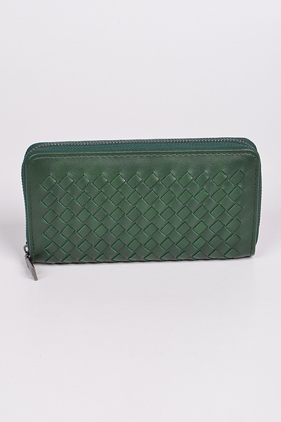 Checkered Pie Wallet