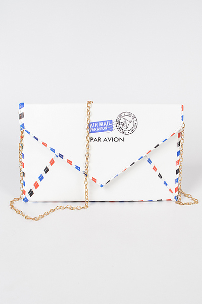 Air Mail Clutch