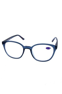 Classic square plastic reading glasses