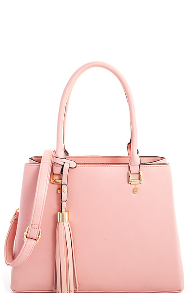 2in1 Cute Stylish Satchel with Matching Wallet