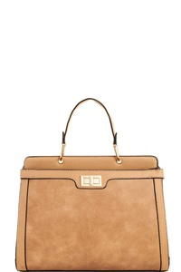 Princess Designer Classy Satchel with Long Strap