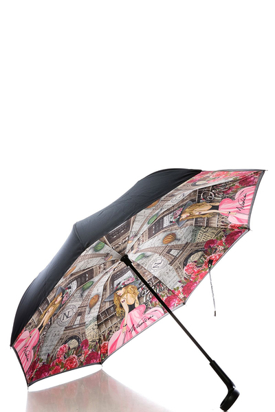 NICOLE LEE REVERSIBLE UMBRELLA