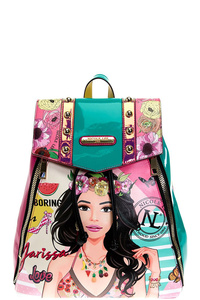"NICOLE LEE ""YARISSA"" BACKPACK"