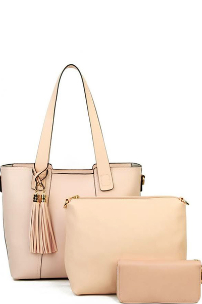 Designer inspired handbag 3-in-1 Bag