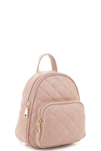 Classic Quilted Backpack