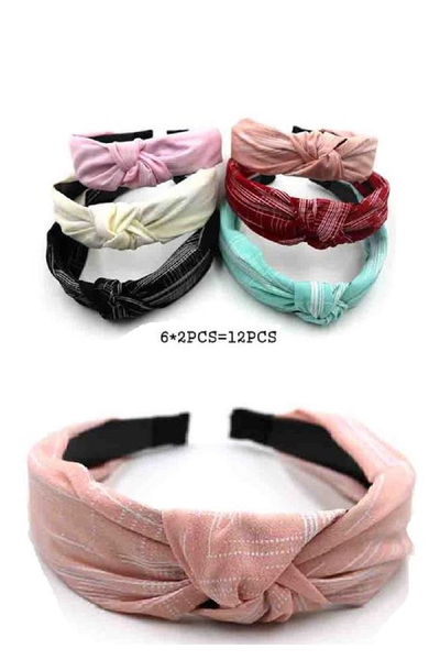 Fashion Mid Knot Headband