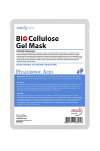 DEARDERM BIO CELLULOSE GEL MASK - HYALURONIC ACID