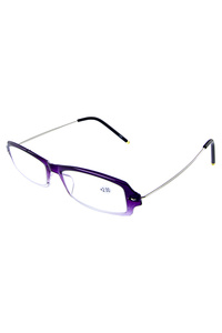 Quallity style square plastic reading glasses