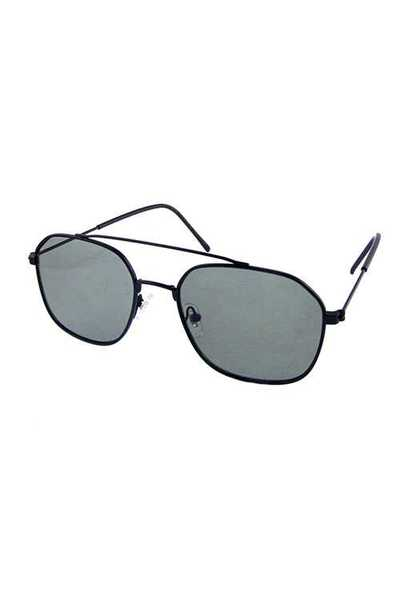 Unisex aviator style metal fashion sunglasses