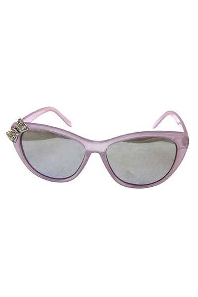 Womens cat eye bowtie classic fashion sunglasses