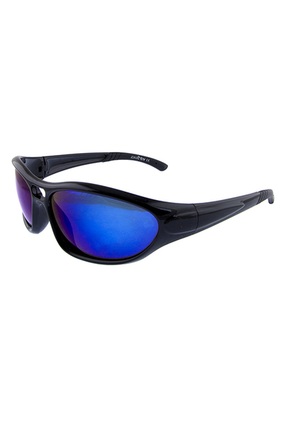 Mens protection plastic sunglasses