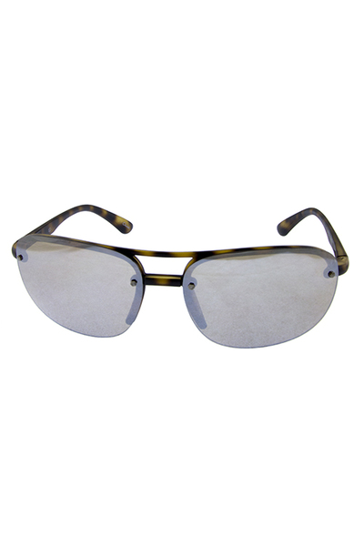 Mens rimless active casual style sunglasses