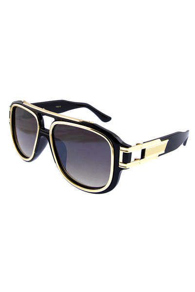 Womens steath aviator modern retro sunglasses