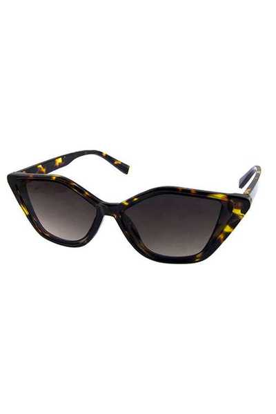 Womens cat eye vintage retro fashion sunglasses