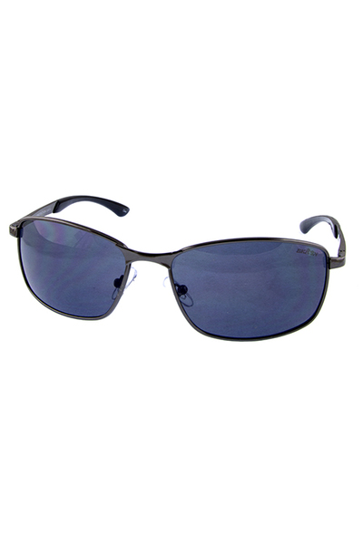 Mens Metal Sports Style Fully Rimmed Sunglasses