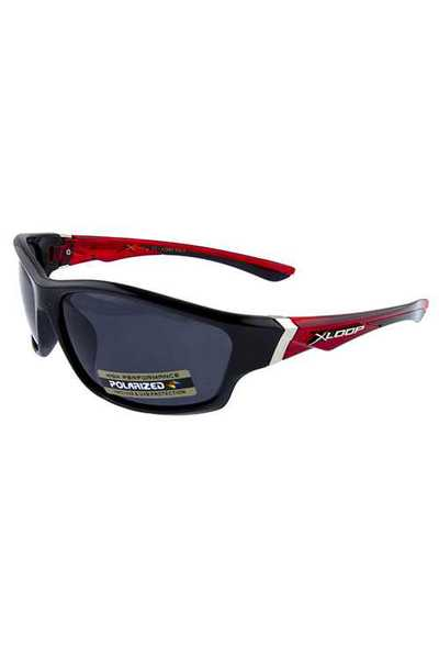 Mens polarized plastic active xloop sunglasses