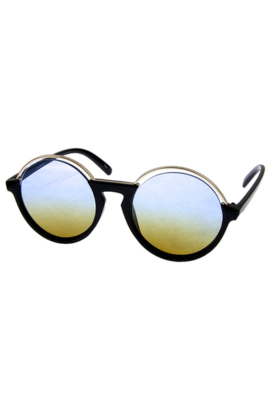 Unique blended womens fashion sunglasses