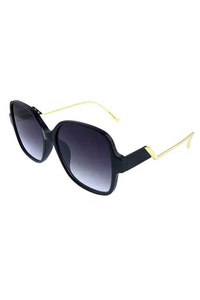 Womens square blended vintage retro sunglasses