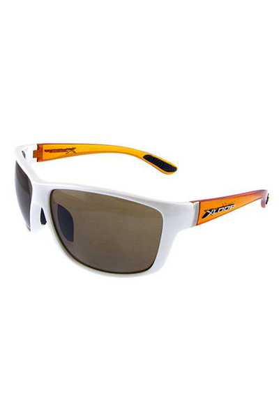 Mens plastic square xloop style sunglasses