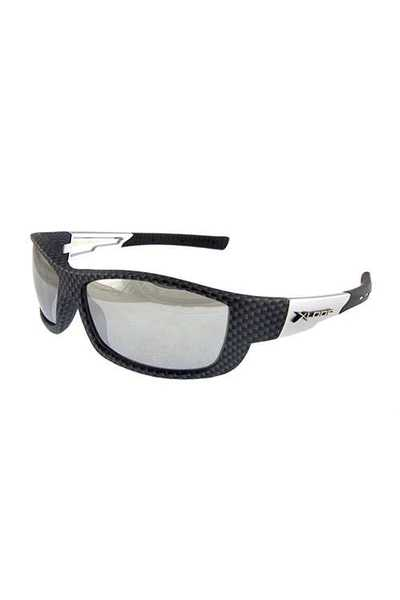 Mens plastic sports style sunglasses