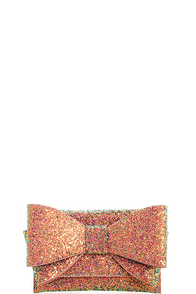 Fashion Sparkling Princess Party Clutch with Chain