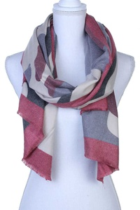 CAMOUFLAGE ONLONG SCARF