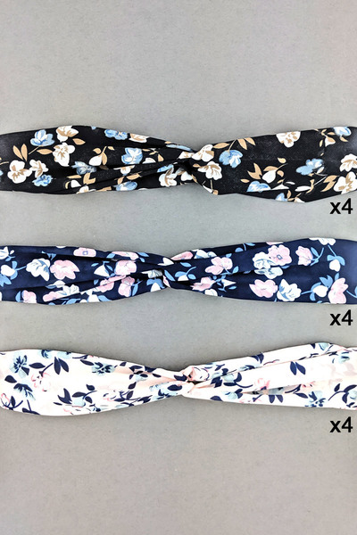 Multiple Color Headbands