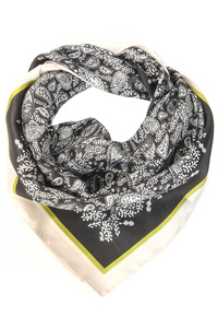 Paisley Pattern Design Square Scarf