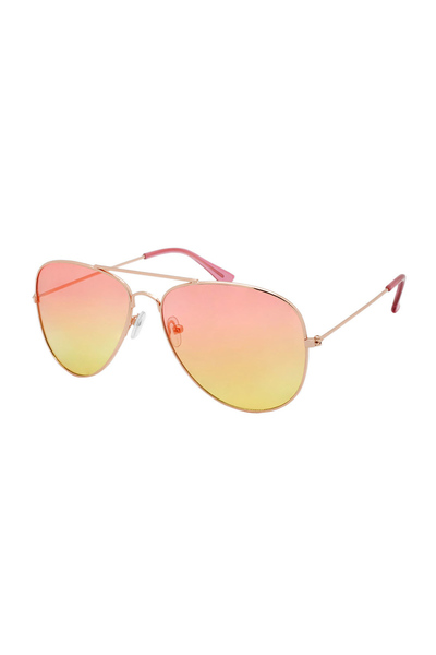 OCEAN LENS AVIATOR SUNGLASSES