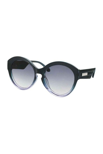 WOMEN'S ELLURE ROUND FASHION SUNGLASSES