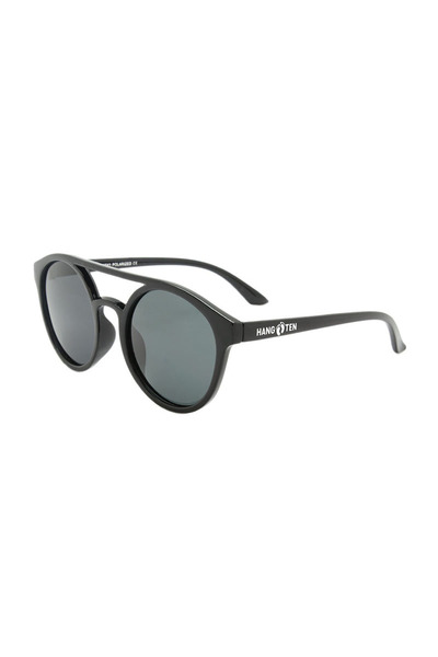 Hang Ten SHINY BLACK HANGTEN KIDS POLARIZED SINGLE STYLES