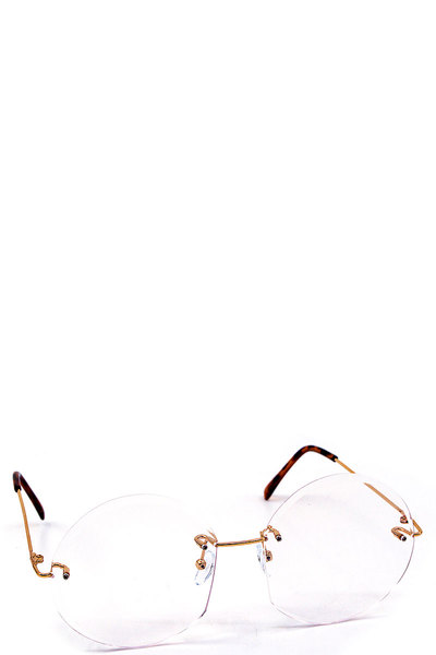 CHIC CLEAR EYEGLASSES