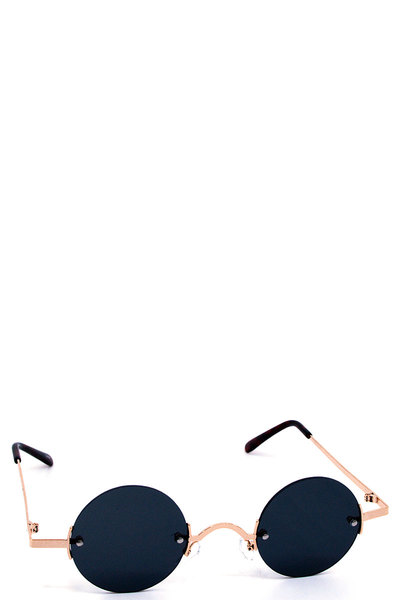 MODERN STYLISH ROUND SUNGLASSES