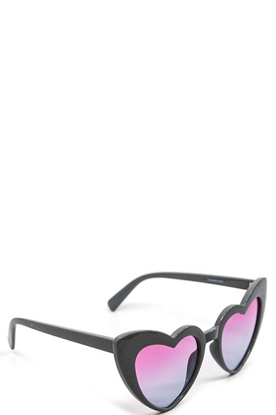 Chic Heart Princess Sunglasses