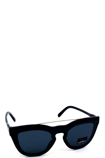 MODERN FASHION POLYCARBONATE SUNGLASSES