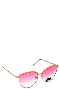 Princess Modern Aviator Sunglasses