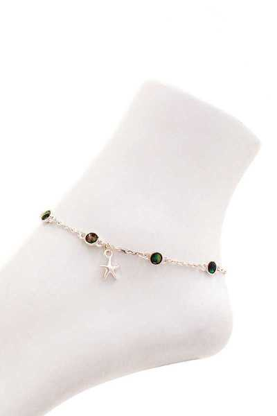 FASHION CHIC STAR FISH DANGLE ANKLET