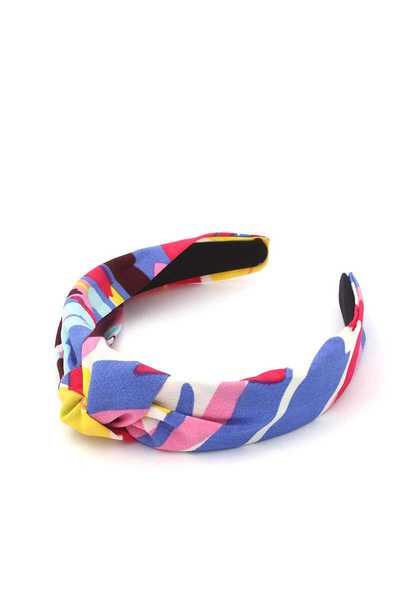 MULTI COLOR HAIR BAND