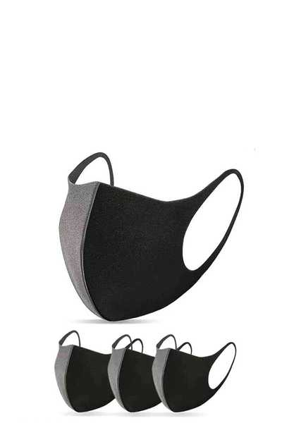12 PCS. FASHION MASK INDIVIDUAL PACKING
