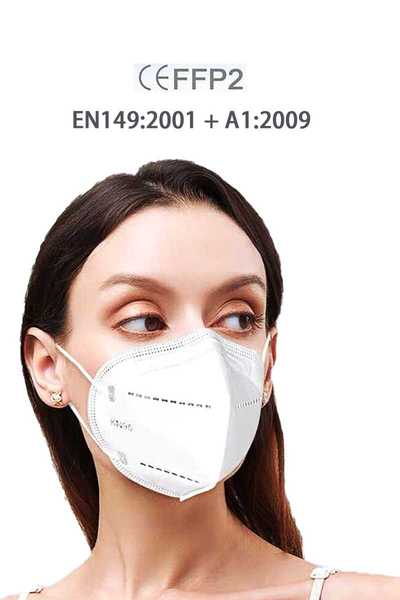 Dr. Mfyan Pure And Healthy Disposable Respirator Mask