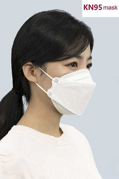 Elements Kn95 Protective Disposable Mask