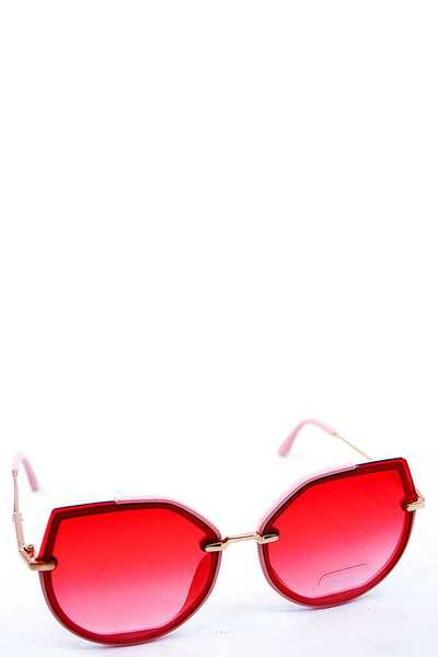 STYLISH MODERN CAT EYE SUNGLASSES 1 DOZEN