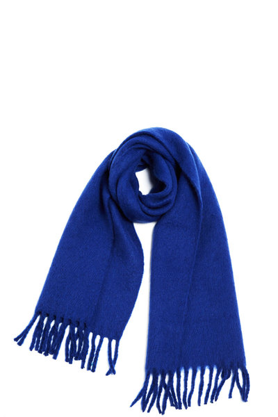 Vivid Colored Grunge Scarf
