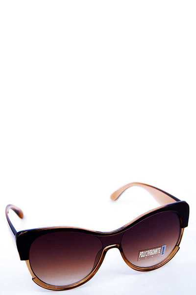 FASHION TRENDY POLY CARBONATE SUNGLASSES 1 DOZEN