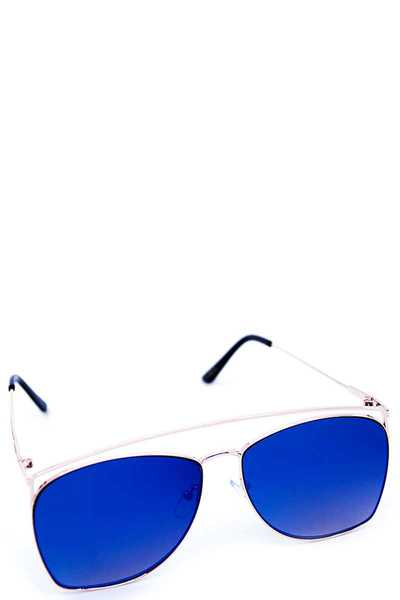 FASHION STYLISH AVIATOR SUNGLASSES 1 DOZEN