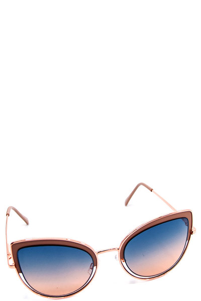 Designer Inspired Cat Eye Wayfarer