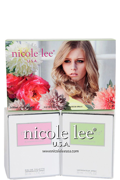 NICOLE LEE EXCLUSIVE FRAGRANCE SERIES II