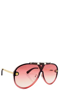 FASHION BIG EYE MODERN SUNGLASSES