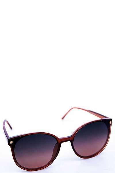FASHION BIG EYE ROUND SUNGLASSES 1 DOZEN